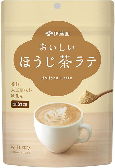 Ito En Itoen Delicious Roasted Green Tea Hojicha Latte 160g