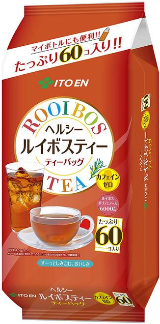 Ito En Itoen Rooibos Decaffeinated Non-Caffeine 3.0g x 60 Tea Bags