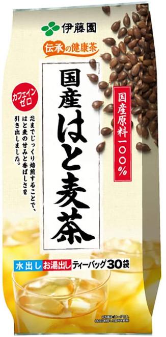 Ito En Itoen Traditional Healthy Barley Tea Domestic Hatomagi 30 Tea Bags