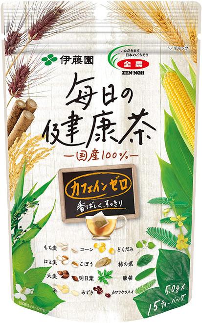 Ito En Itoen Daily Health 12 Kinds of Grain Blended Tea 5.0g x 15 Tea Bags