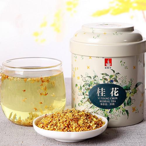 YIXIANGCHUN Brand Osmanthus Fragrans Flower Tea 30g