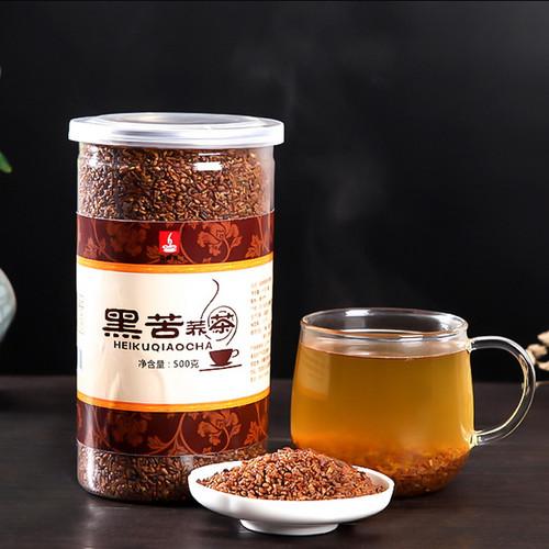 YIXIANGCHUN Brand Black Tartary Buckwheat Tea 500g
