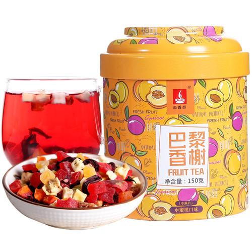 YIXIANGCHUN Brand Paris Xiang Xie Mixed Fuits Loose Herbal Tea 150g