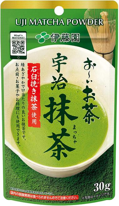 Ito En Itoen Uji Matcha Powder 30g