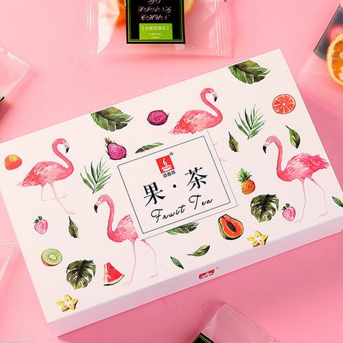 YIXIANGCHUN Brand 10 Flavors Mixed Fuits Loose Herbal Tea 100g