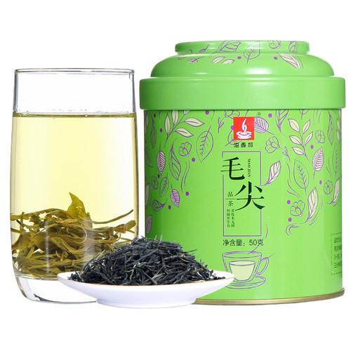 YIXIANGCHUN Brand Xin Yang Mao Jian Xinyang Downy Tip Chinese Green Tea 50g