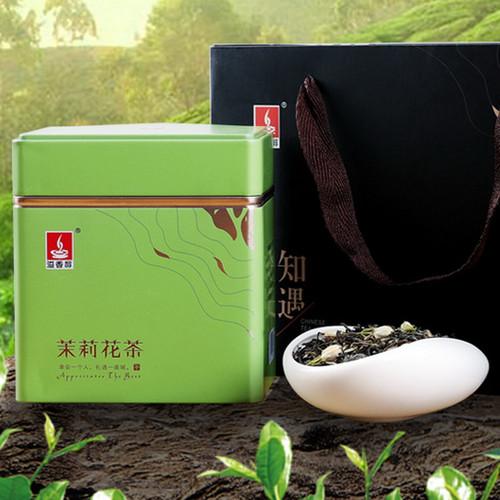 YIXIANGCHUN Brand Jasmine Silver Buds Green Tea 125g