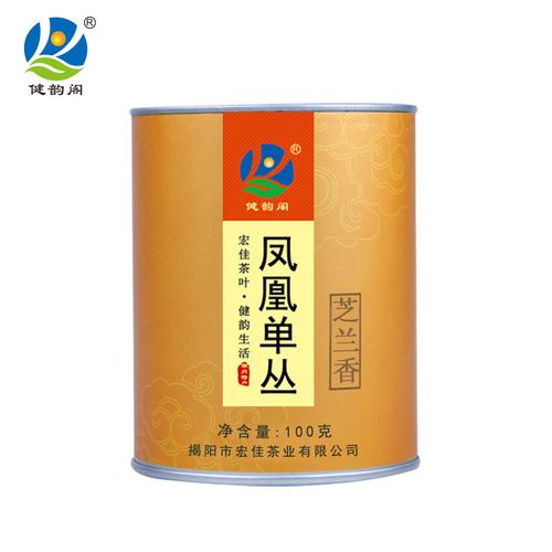 JIANYUNGE Brand Zhi Lan Xiang Phoenix Dan Cong Oolong Tea100g