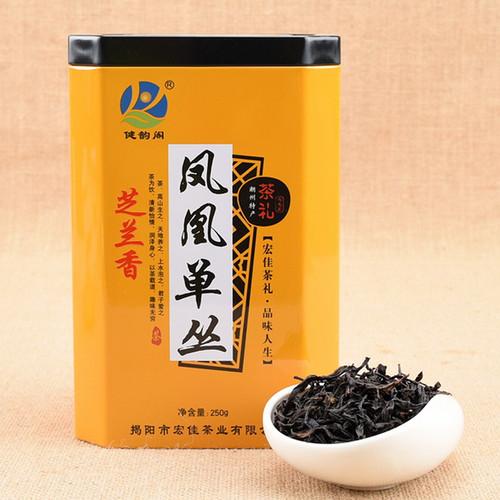 JIANYUNGE Brand Zhi Lan Xiang Phoenix Dan Cong Oolong Tea250g