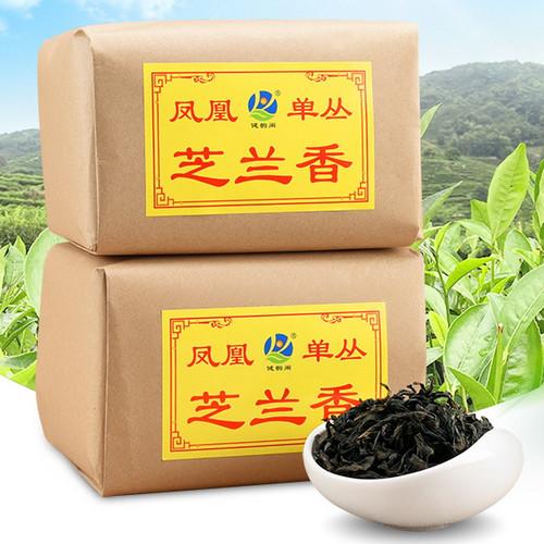 JIANYUNGE Brand Zhi Lan Xiang Phoenix Dan Cong Oolong Tea 250g*2