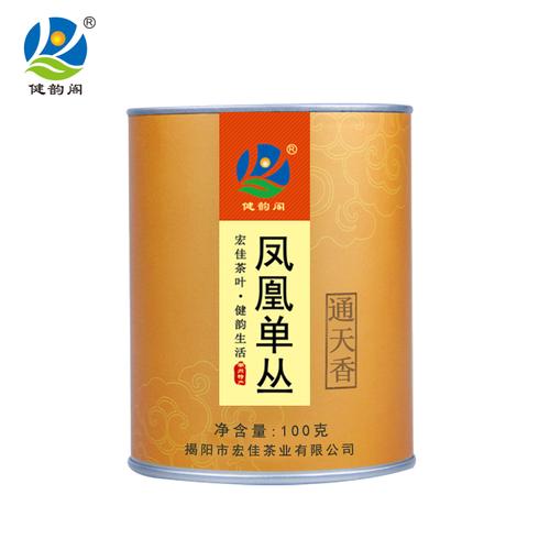 JIANYUNGE Brand Tong Tian Xiang Yun Xiang Phoenix Dan Cong Oolong Tea 100g