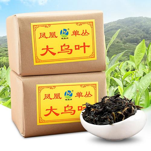JIANYUNGE Brand Da Wu Ye Phoenix Dan Cong Oolong Tea 250g*2