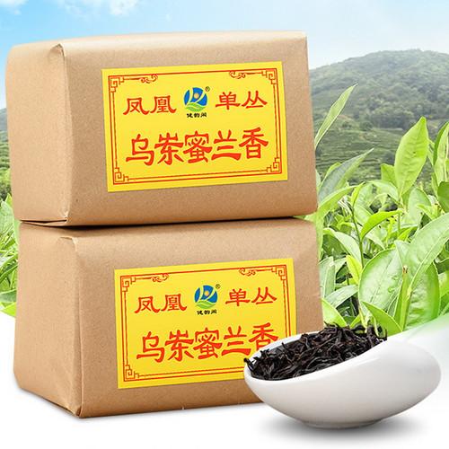 JIANYUNGE Brand Wu Dong Mi Lan Xiang  Phoenix Dan Cong Oolong Tea 250g*2