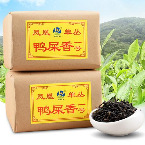 JIANYUNGE Brand Duck Shit Aroma 1# Phoenix Dan Cong Oolong Tea 250g*2