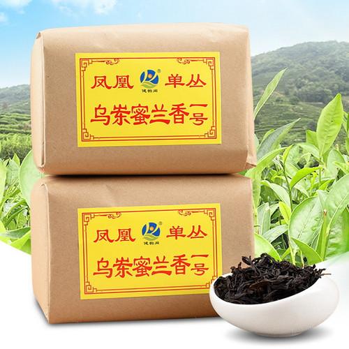 JIANYUNGE Brand Wu Dong Mi Lan Xiang 1# Phoenix Dan Cong Oolong Tea 250g*2