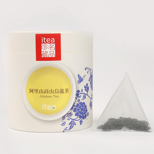 ITEA Brand AliShan Taiwan High Mountain Gao Shan Oolong Tea 2.5g*15