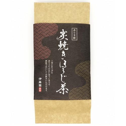 Ito En Itoen Charcoal Grilled Roast Green Tea 80g
