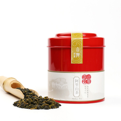 ITEA Brand ITEA Brand AliShan Taiwan High Mountain Gao Shan Oolong Tea 100g