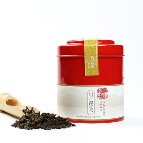ITEA Brand Ri Yue Tan Taiwan Sun Moon Lake Black Tea 100g
