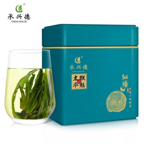 CHENG XING DE Brand Qing Xiang Tai Ping Hou Kui Monkey King Green Tea 100g