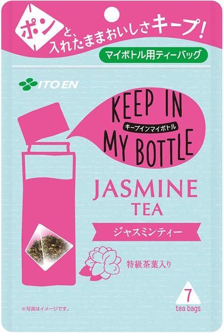 Ito En Itoen Keep In My Bottle Jasmine Tea Tea Bags 7 Packets