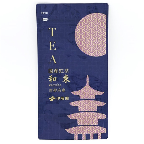 Ito En Itoen Kyoto Prefecture Black Tea Wazuka 10 Tea Bags