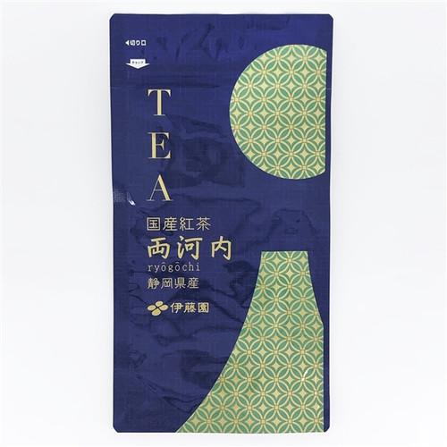 Ito En Itoen Shizuoka Black Tea Ryokawachi 10 Tea Bags