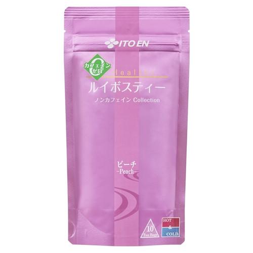 Ito En Itoen Peach flavor Rooibos Tea 10 Tea Bags