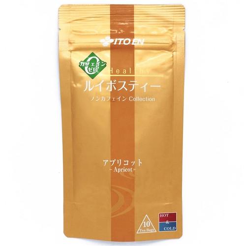 Ito En Itoen Apricot Flavor Rooibos Tea 10 Tea Bags