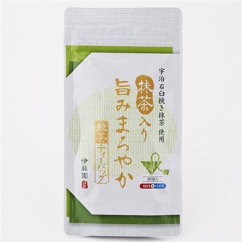 Ito En Itoen Umami Mellow Green Tea with Matcha 10 Tea Bags
