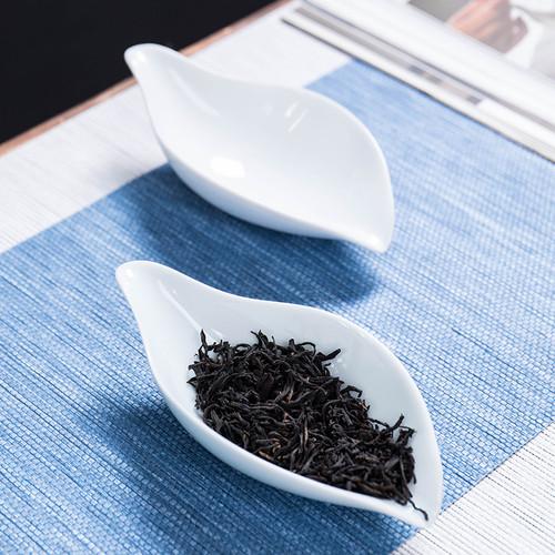 Begonia Porcelain Cha He Tea Presentation Vessel