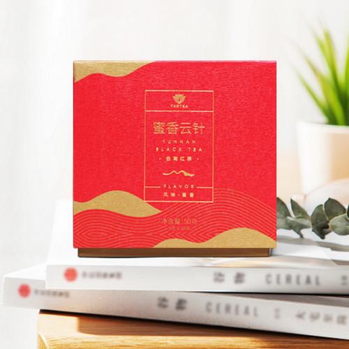 TAETEA Brand Mi Xiang Yun Zhen Honey Scented Black Tea 50g