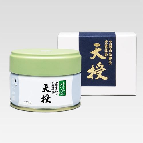 Marukyu Koyamaen Tenju Matcha Powered Green Tea 20g Can