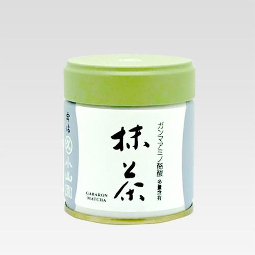 Marukyu Koyamaen Gabaron Matcha Powered Green Tea 40g Can