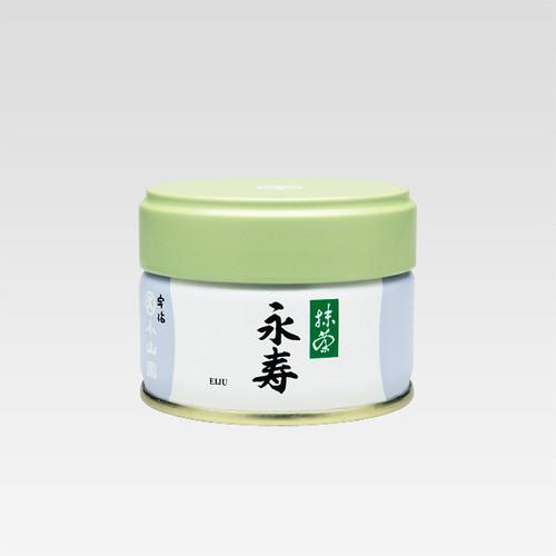 Marukyu Koyamaen Eiju Matcha Powered Green Tea 20g Can