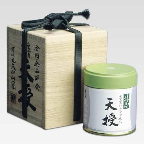 "Marukyu Koyamaen Award - Winning Matcha ""Tensho"" Matcha Powered Green Tea 40g"