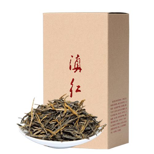 MINGNABAICHUAN Brand Pine Needles Dian Hong Yunnan Black Tea 500g