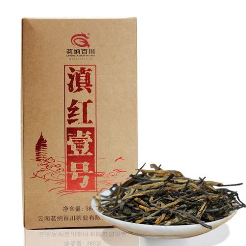 MINGNABAICHUAN Brand 1# Dian Hong Yunnan Black Tea 380g