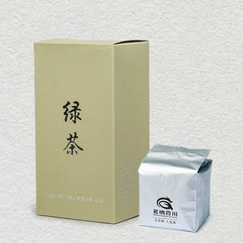MINGNABAICHUAN Brand Single Bud Bi Luo Chun China Green Snail Spring Tea 250g