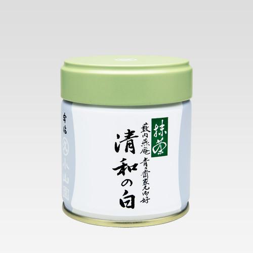 Marukyu Koyamaen Kiyowa White Matcha Powered Green Tea 40g