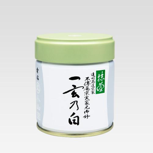 Marukyu Koyamaen Ichigen no Shiro Matcha Powered Green Tea 20g