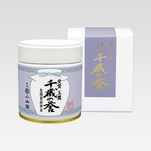 Marukyu Koyamaen Gyokuro Chitose Honor Green Tea 40g