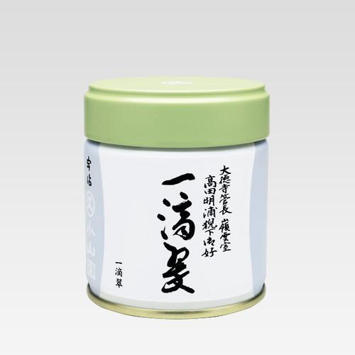 Marukyu Koyamaen One Drop Green Matcha Powered Green Tea 40g