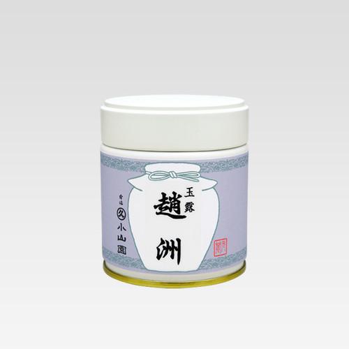 Marukyu Koyamaen Gyokuro Zhao Zhou Homare Honor Green Tea 40g