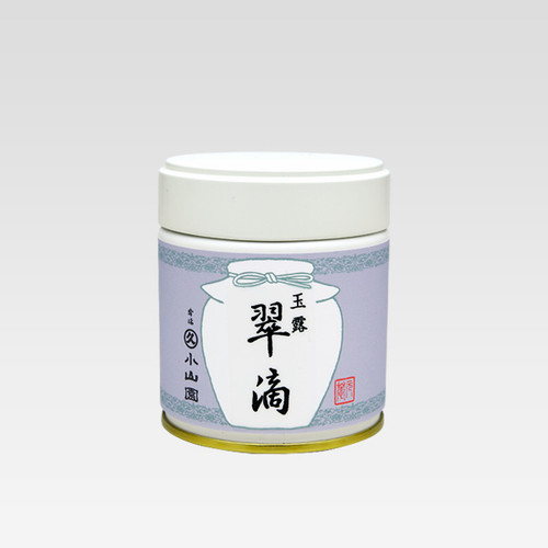Marukyu Koyamaen Gyokuro Cui Di Homare Honor Green Tea 40g