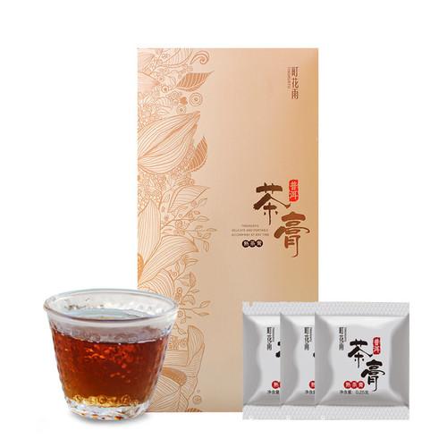 MINGNABAICHUAN Brand Ting Hua Yu Instant Pu-Erh Tea Essence Powder 25g Ripe