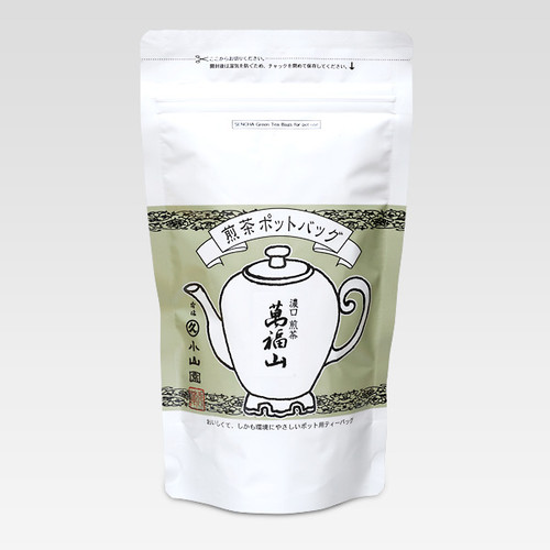 Marukyu Koyamaen Gyokuro Manfukuyama Homare Honor Green Tea 80g