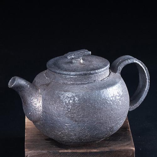 Hei Tao Tu Handmade Wood-Fired Ceremic Teapot