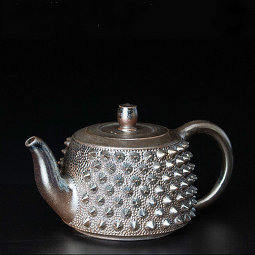 Fa Luo Handmade Wood-Fired Ceremic Teapot