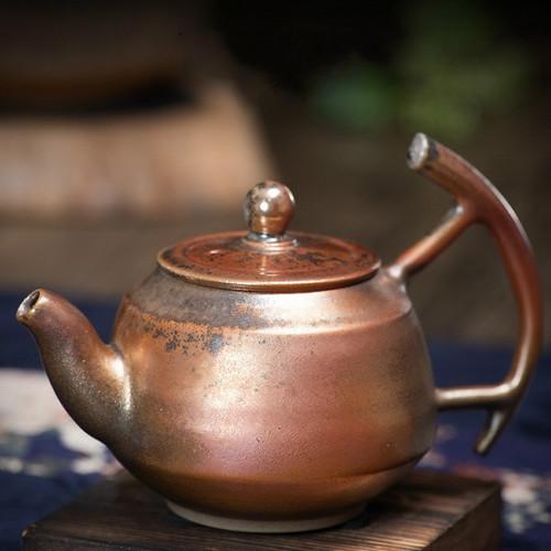 Li Jia Li Handmade Wood-Fired Ceremic Teapot